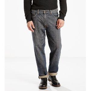 Levi's 550 Relaxed Fit Denim Jeans 33x34 Range